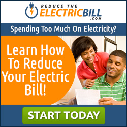 Reduce Your Electric Bill